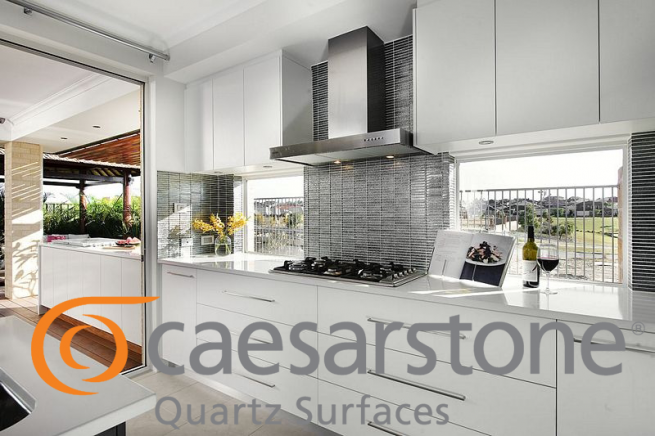 Advantages Of CaesarStone Countertops