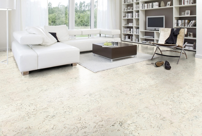 Sustainable In Style Cork Flooring Area Floors