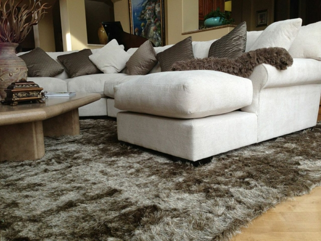 Affordable Luxury Featuring Kane Carpet Area Floors