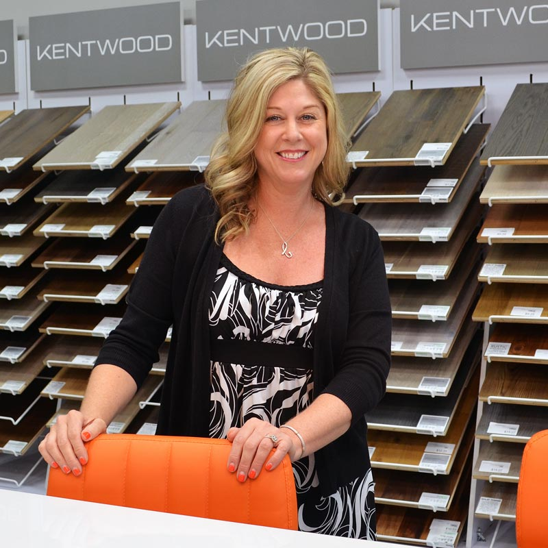 BRANDY CALLAGHAN - CEO of Area Floors