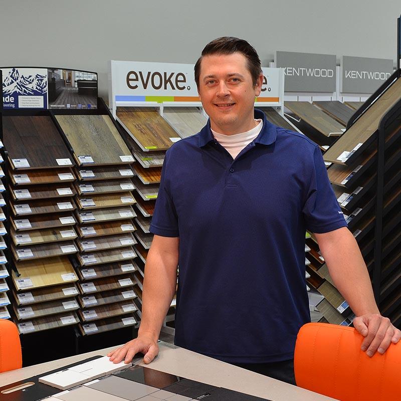 JOSH POHS - Sales & Product Specialist – Lake Oswego